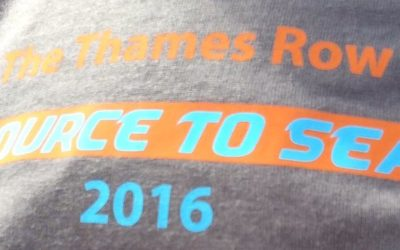 The Thames Row 2016