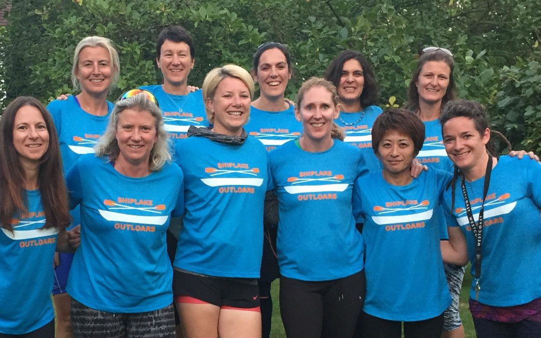 The Ladies Thames Row 2016