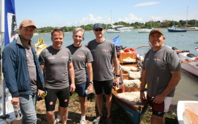 Hamble RiverRaid 2017