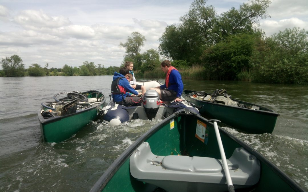 The River Clean Up 2017
