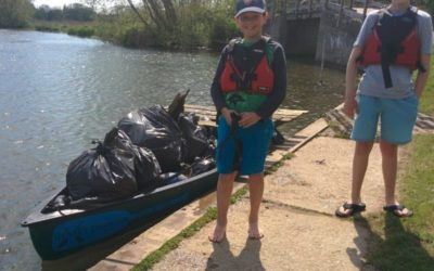 River Clean Up 2016