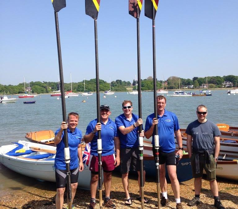 Hamble River Raid 2018
